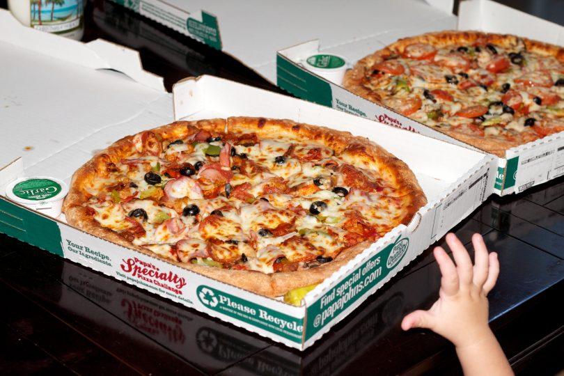 دو پیتزایی که با ۱۰,۰۰۰ بیت کوین خریداری شدند – می ۲۰۱۰
