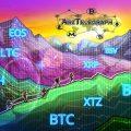 تحلیل قیمتی 5 ارز پرطرفدار بازار ارز های دیجیتال