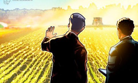 همکاری بلاکچین و کشاورزی